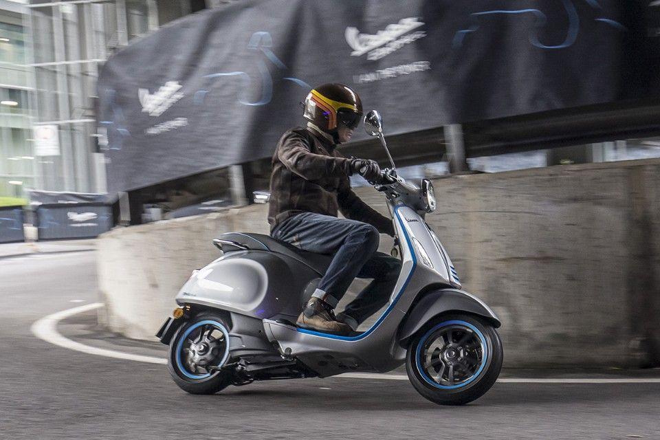 Scooter rijbewijs Amsterdam